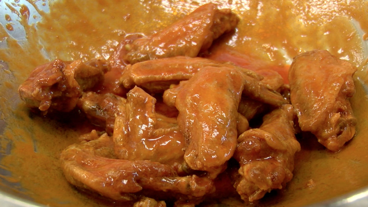 Want to make wings at home this weekend? Here's how.