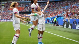 U.S. wins 2nd-straight Women's World Cup, 4thtotal