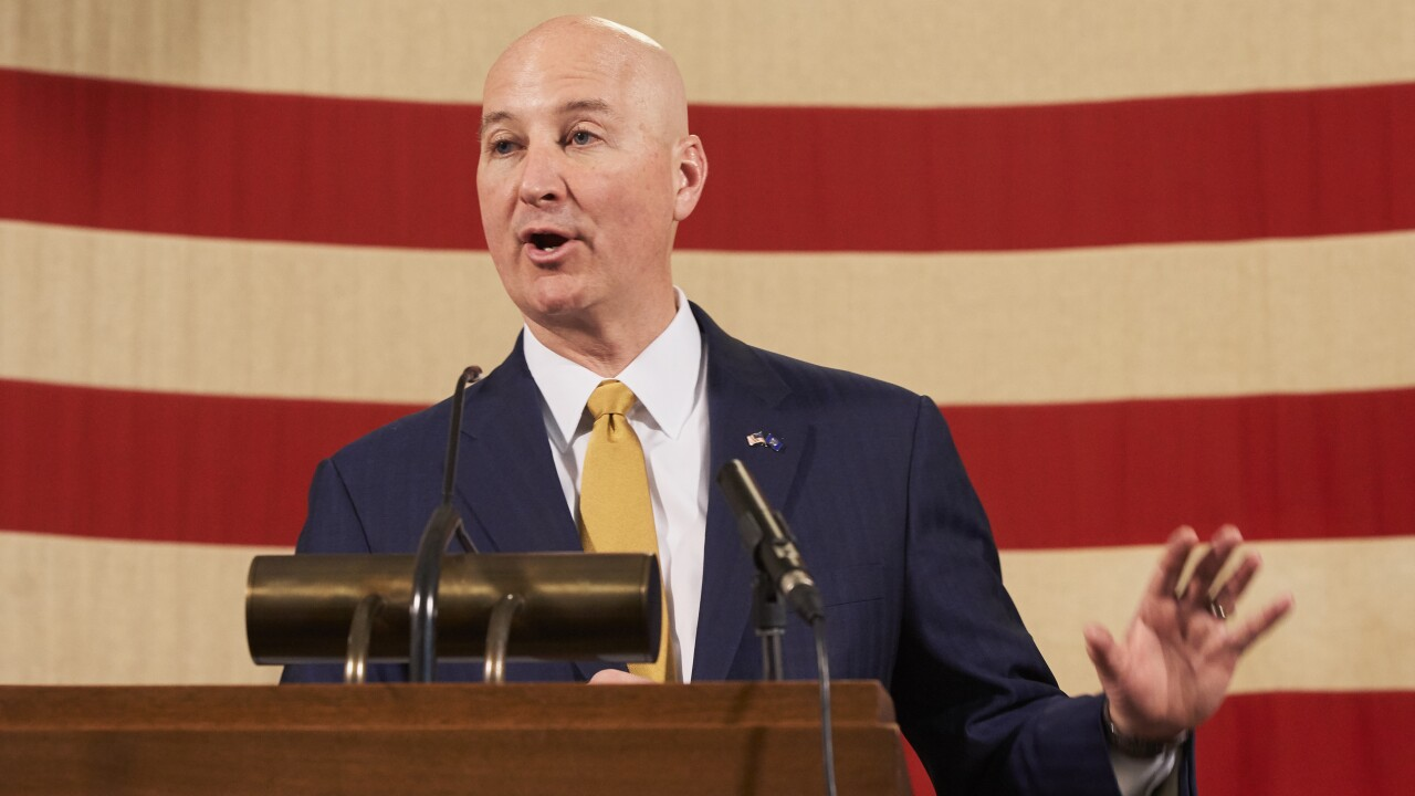 Nebraska gov. on medical marijuana: 'there is no such thing'