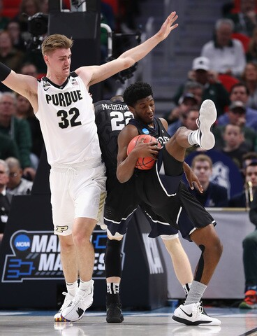 PHOTOS: The best of Butler vs. Purdue for March Madness
