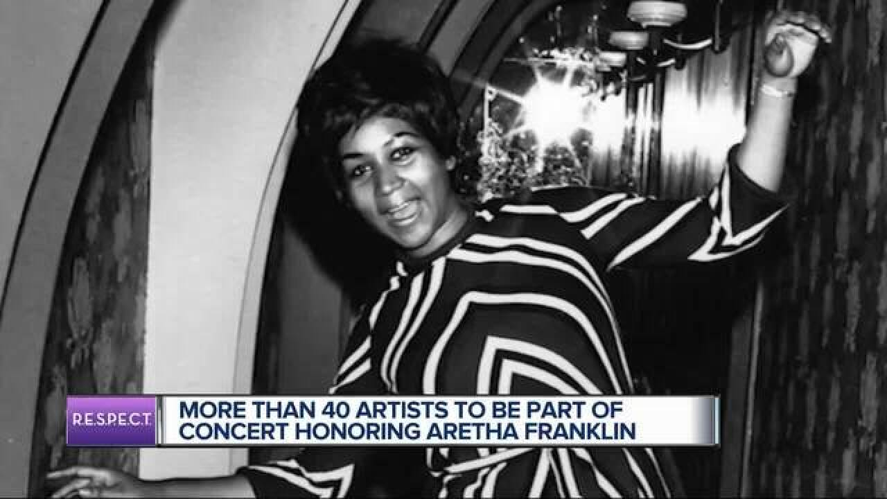 Everything to know for Aretha Franklin tribute