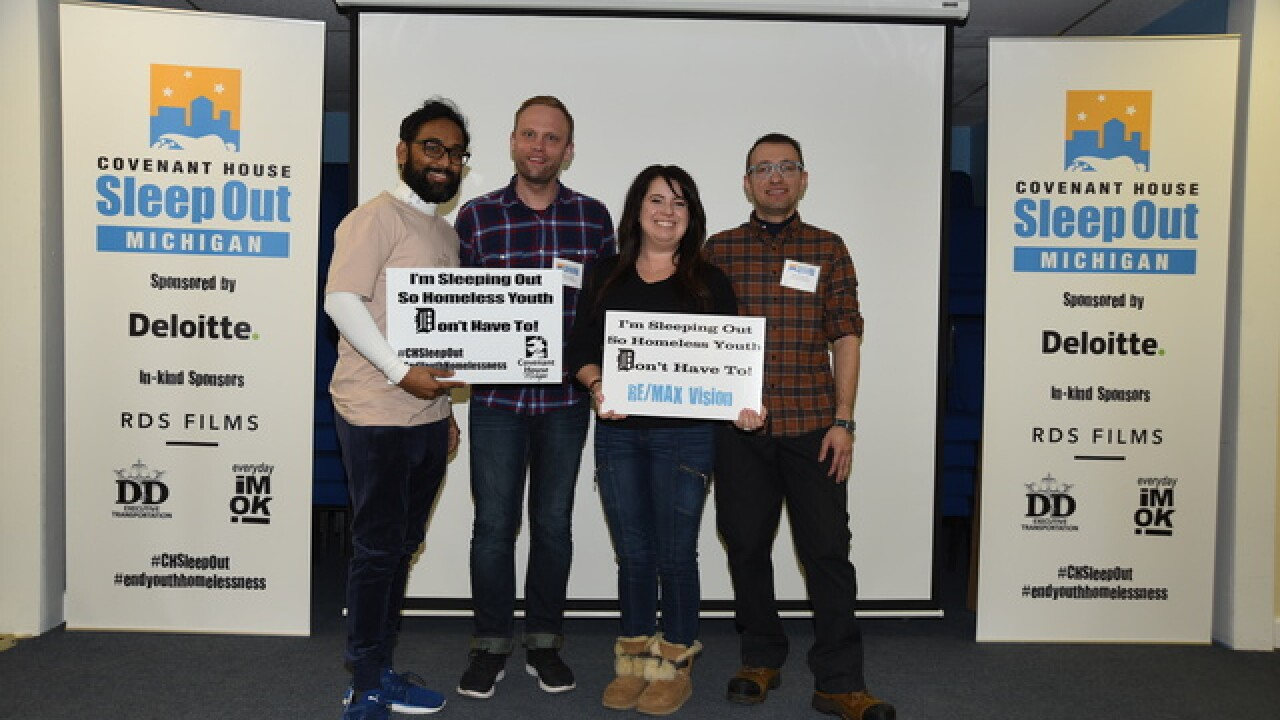 Young pros raise nearly $70K for homeless youth