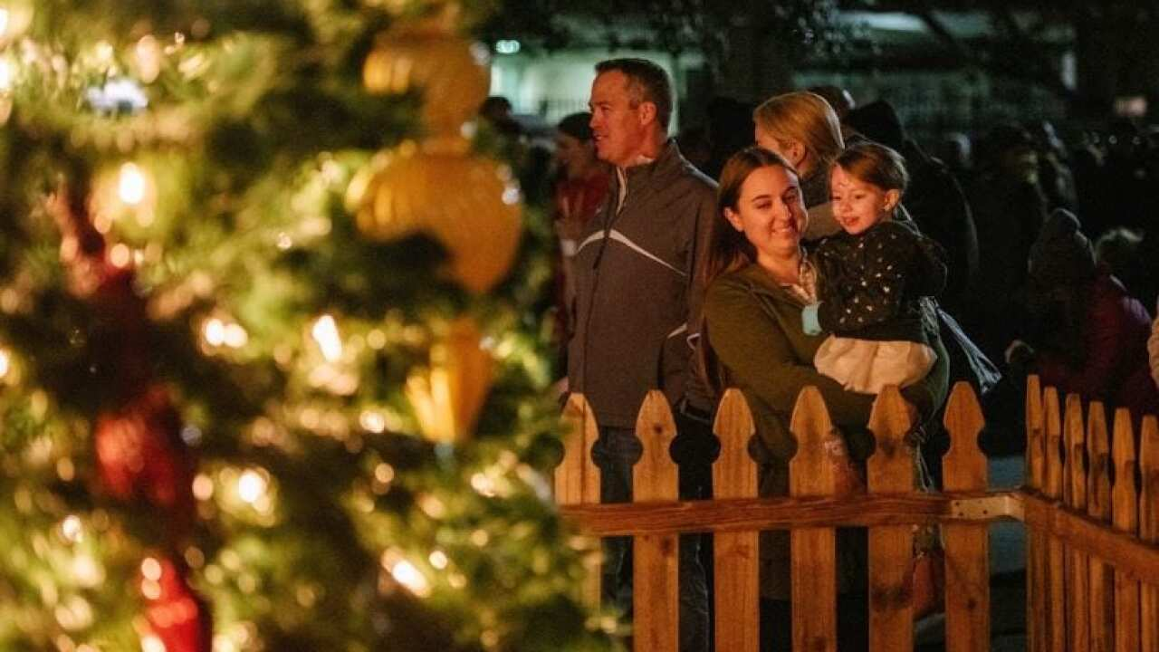New event brings Christmas spirit to Downtown Lafayette