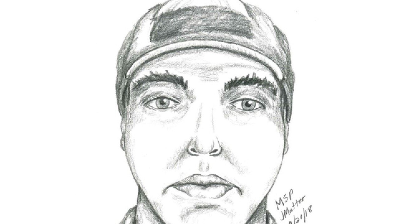 Police release suspect sketch in attempted abduction of a child in Grosse Pointe Woods
