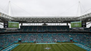 Miami Dolphins vs. Buffalo Bills 2019 at Hard Rock Stadium
