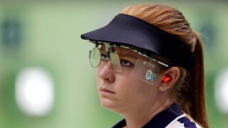 Olympics: Shooting Lydia Paterson