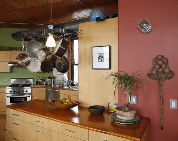 Home Tour: This Camp Washington flat is a design in motion