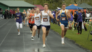 Highlights: Eastern A divisional track and field Day 1