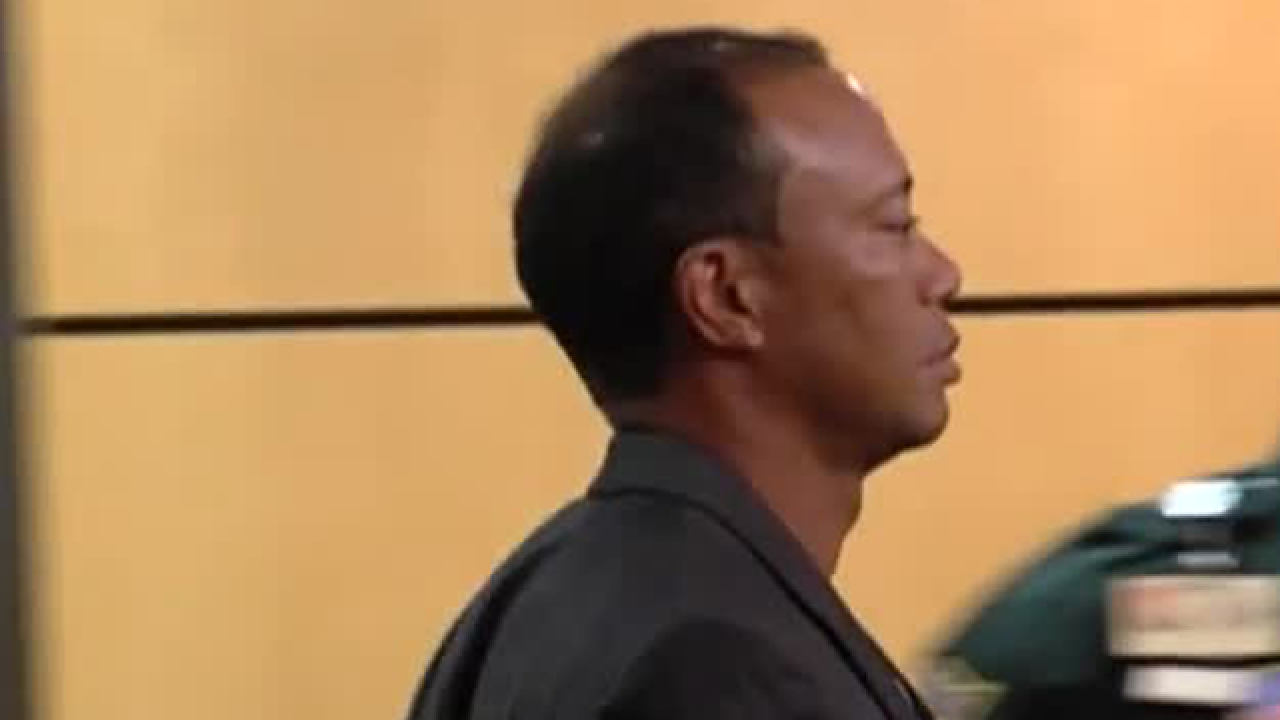 Tiger Woods due in court to resolve DUI case