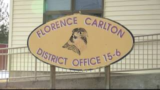 The FCSD school board in Florence announced their high school will move to remote learning starting Thursday.