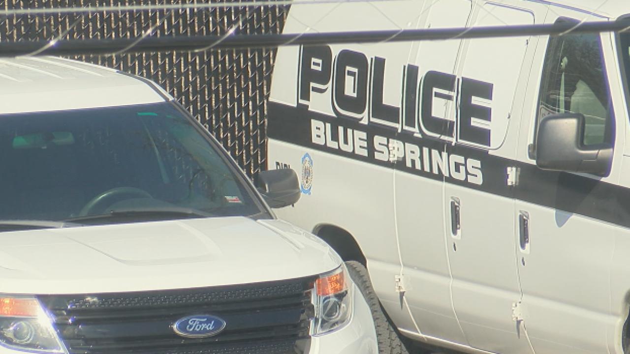 Blue Springs Police
