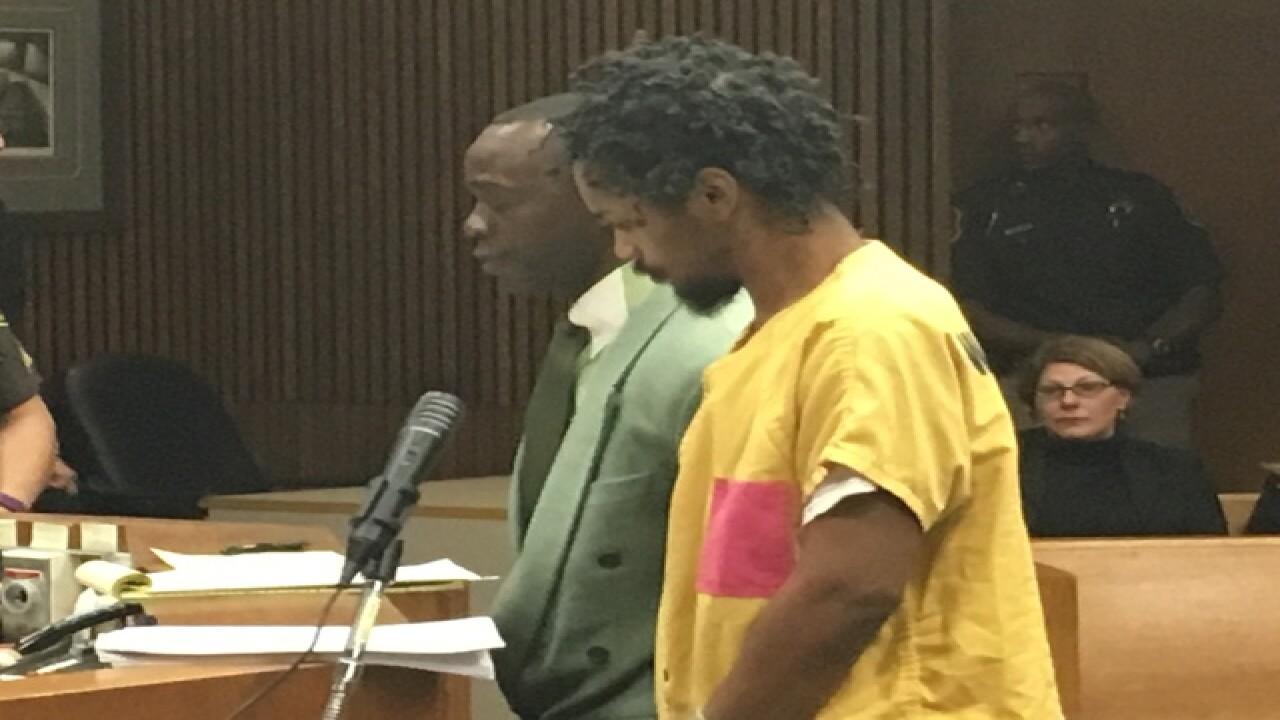 Boy addresses man convicted in drive-thru murder
