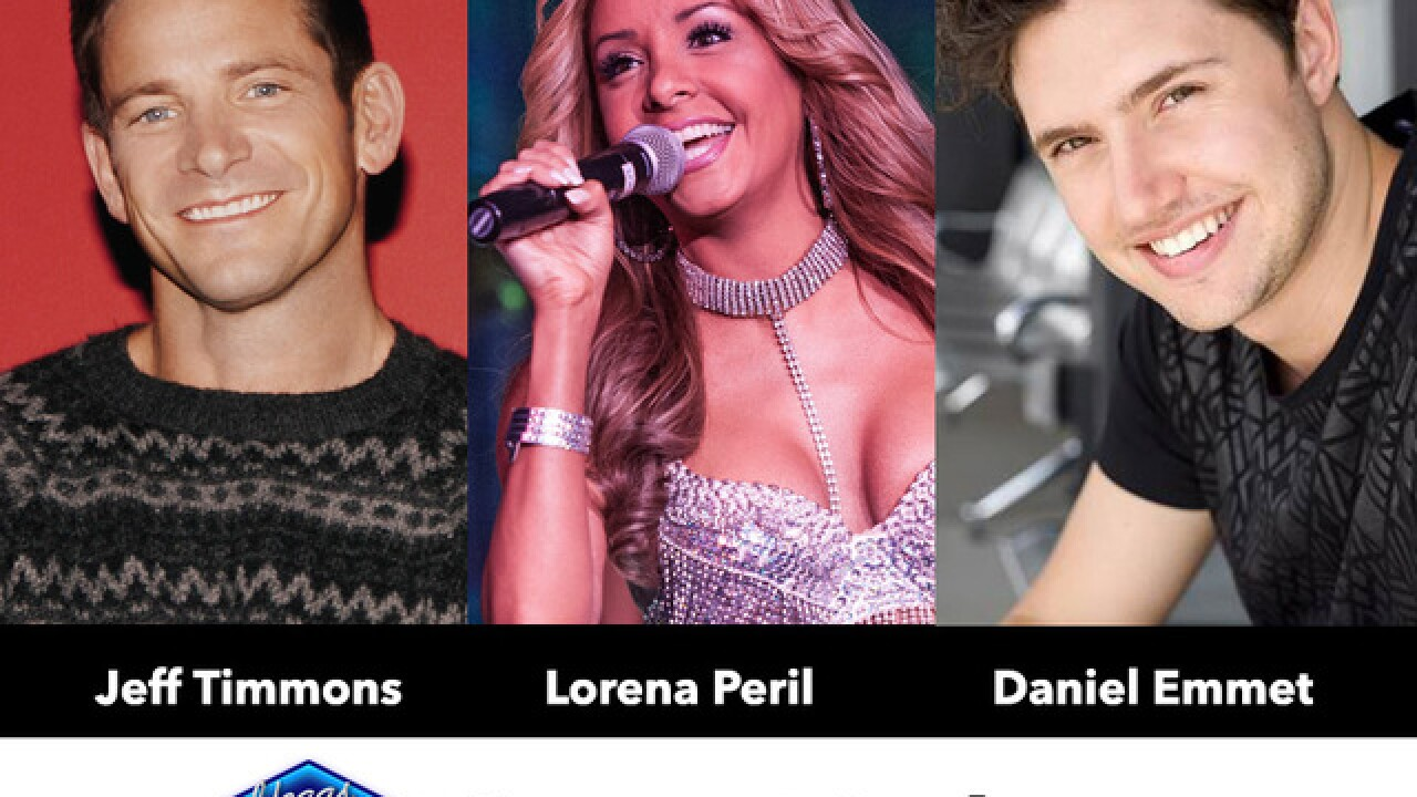Singers to compete for Silver Ticket in 13 Vegas Idol competition