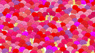 Find The Hidden Heart In This Fun Valentine's Day-themed Puzzle