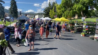 Helena Farmers Market pushes through without permit