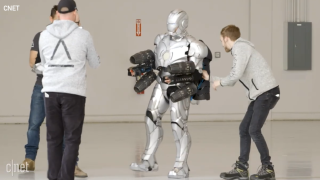 Students bring Iron Man suit to life using 3D metal printing