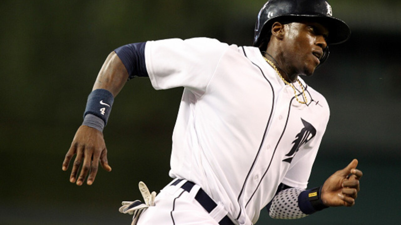 Tigers trade Cameron Maybin to Angels for Double-A pitcher
