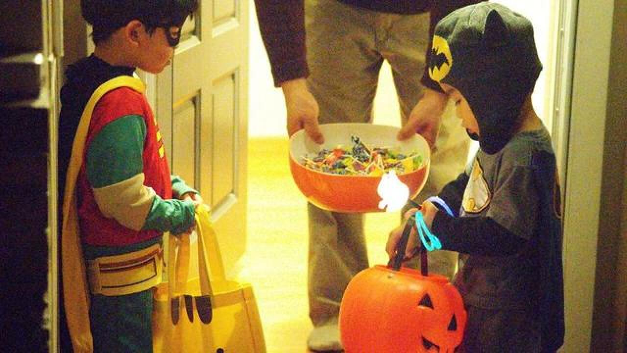 Tips to keep your kids safe on Halloween