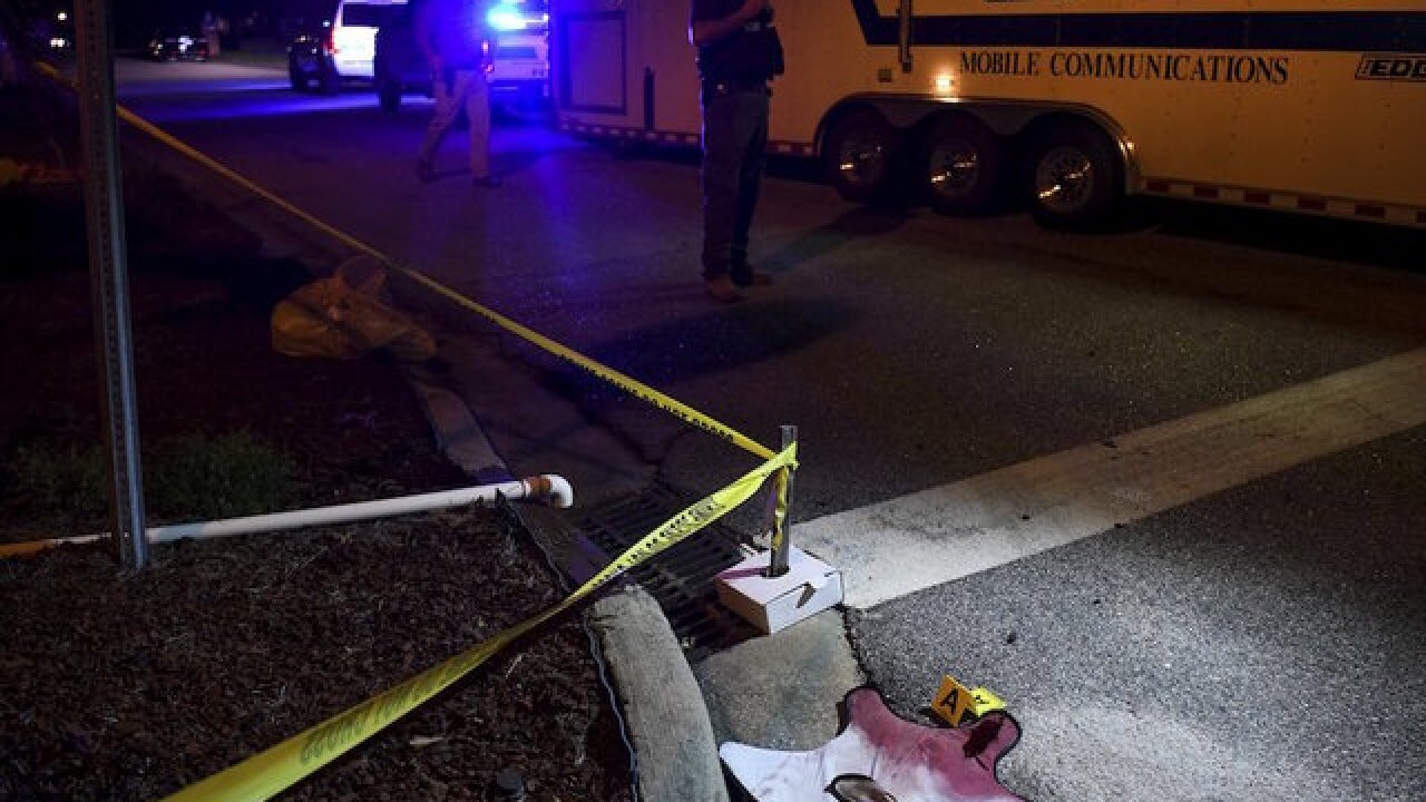 Deputy dies 3 weeks being injured in shooting