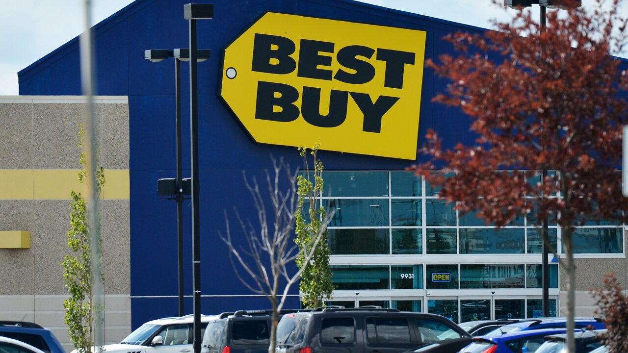 Best Buy says it was hit by same data breach as Sears and Delta