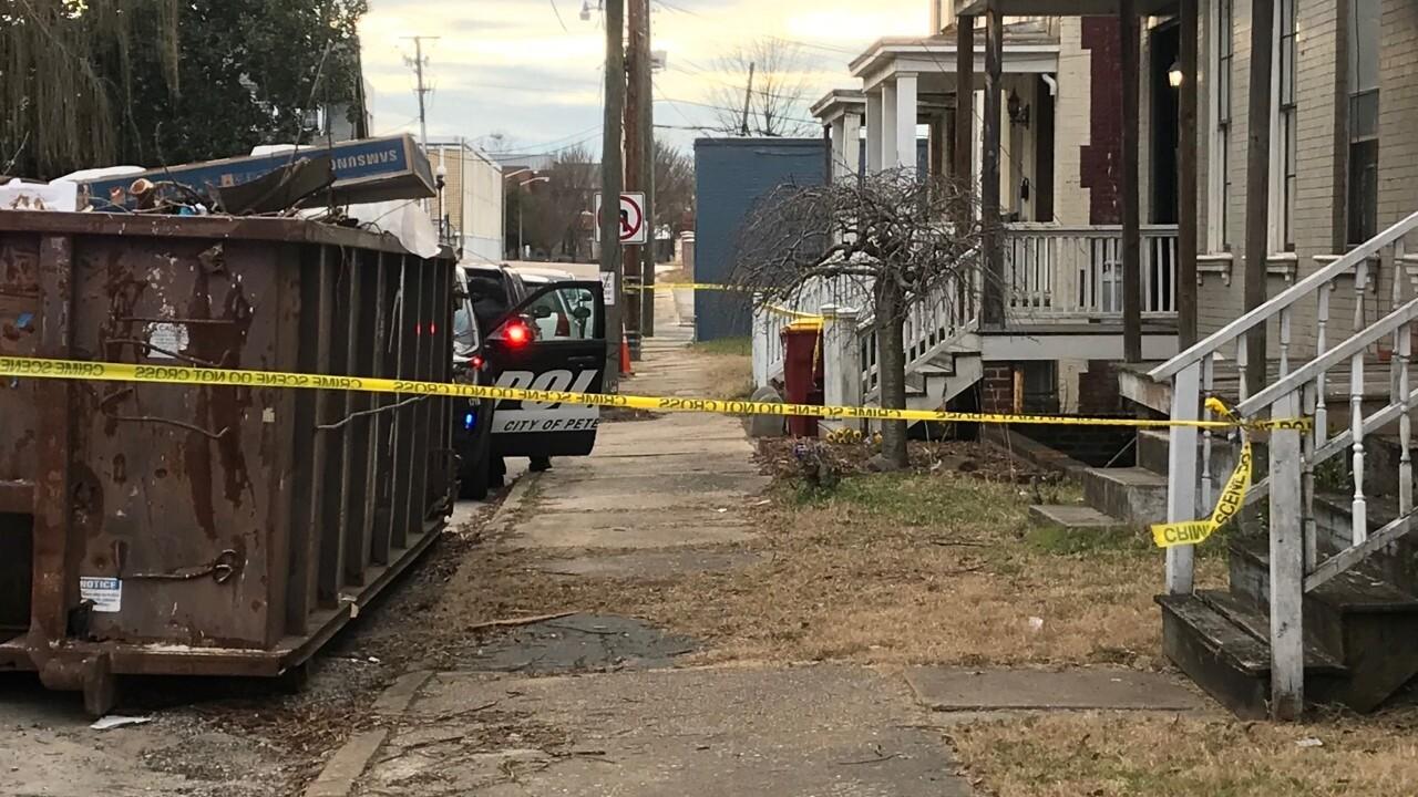 Petesburg death investigation.jpg