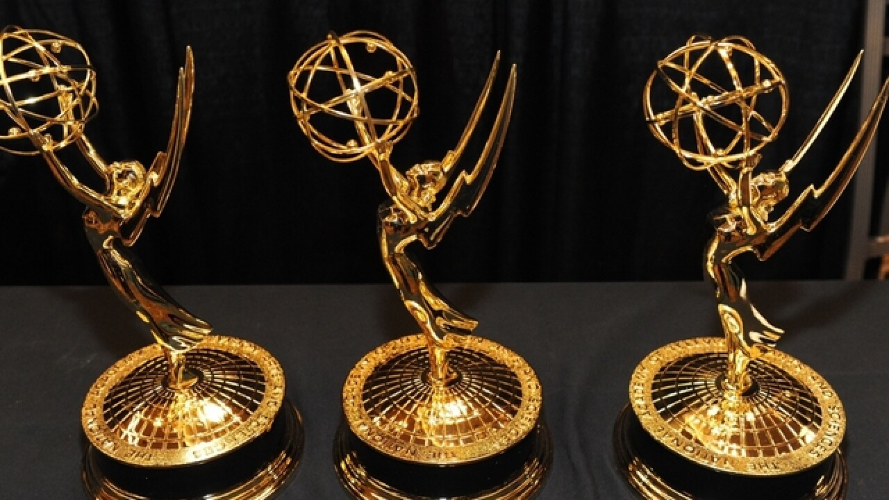 What happened in the 2016 Emmy Awards?