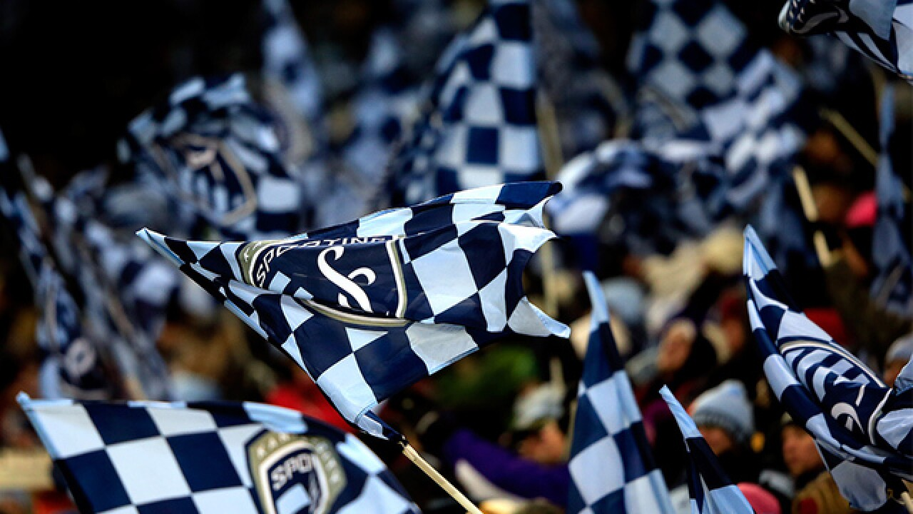 What does Sporting KC need to do Thursday to advance to the MLS Cup?