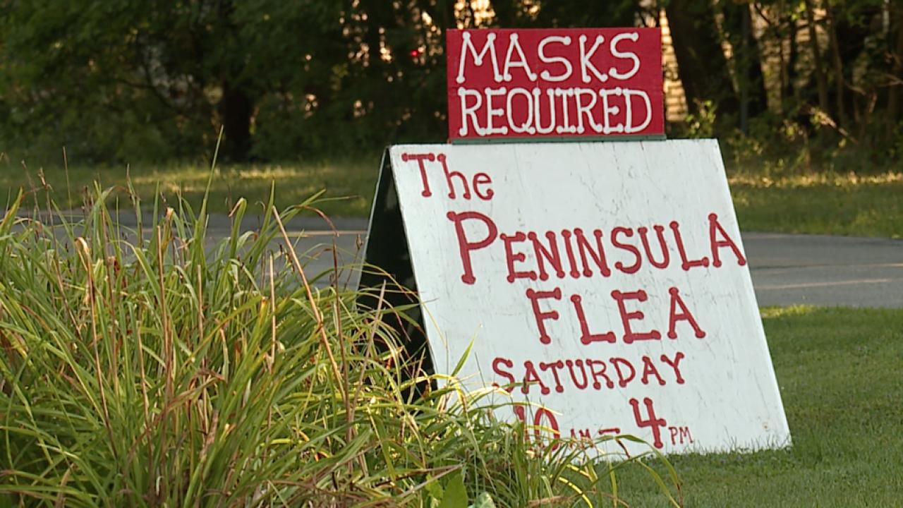 Peninsula Flea