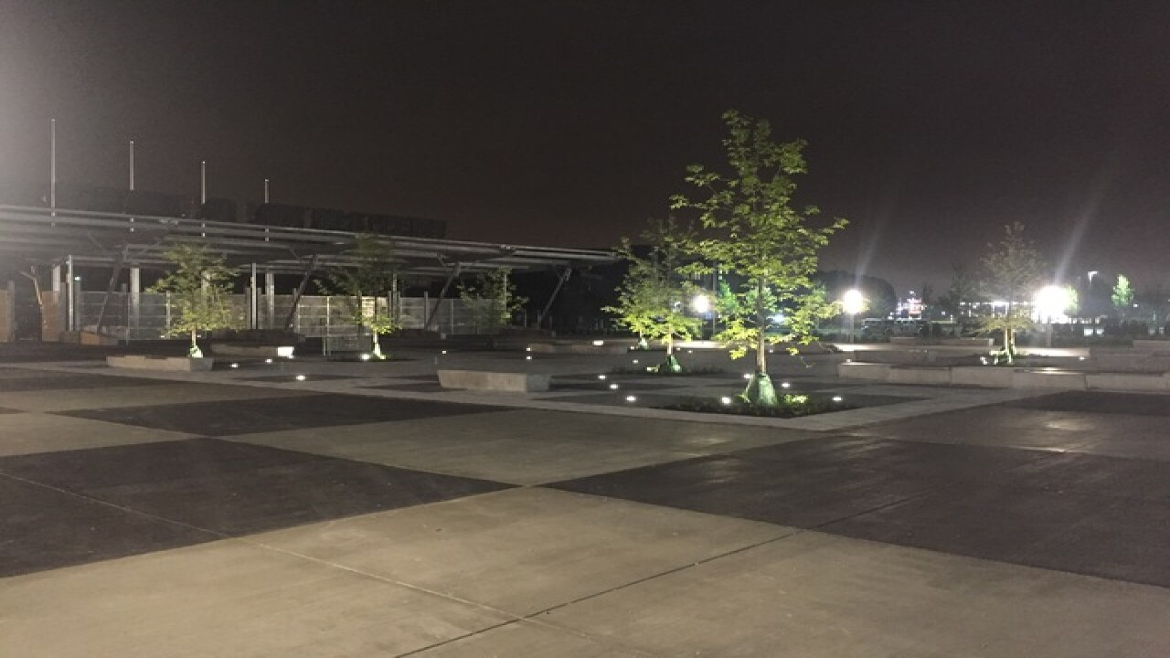 PHOTOS: IMS Gate 1 Plaza renovated