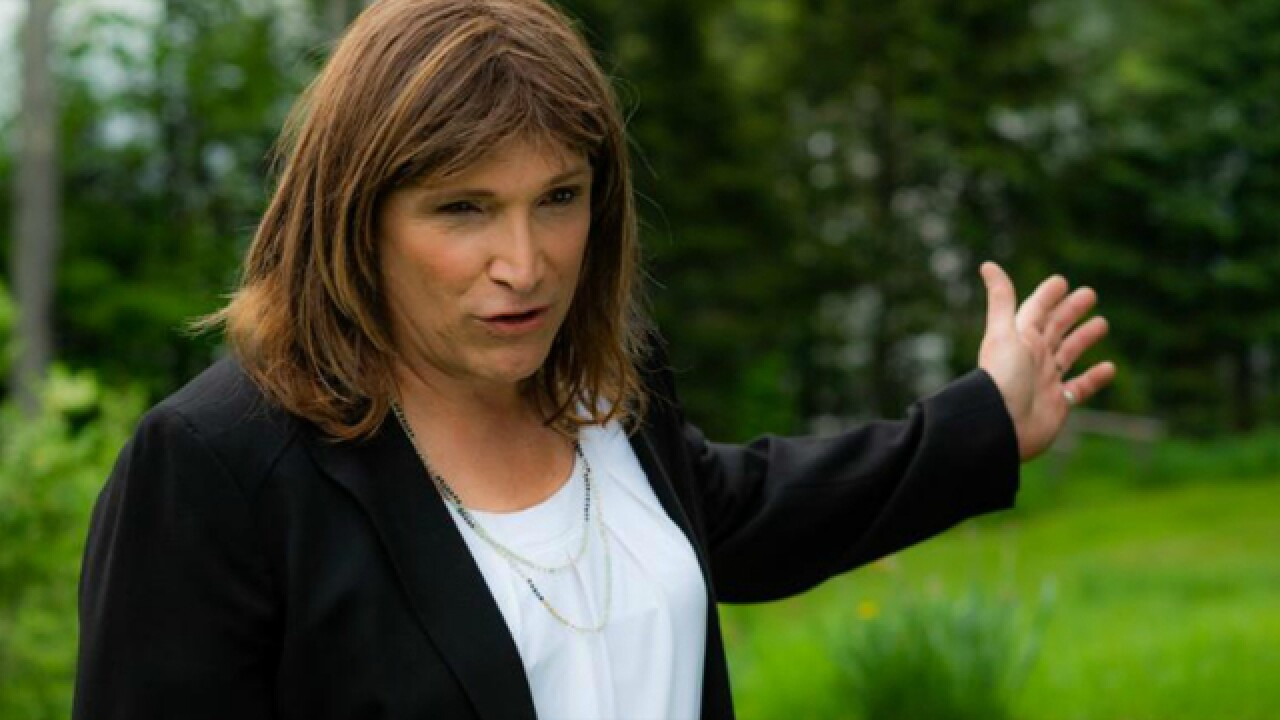 Vermont's Christine Hallquist could be the country's first transgender governor