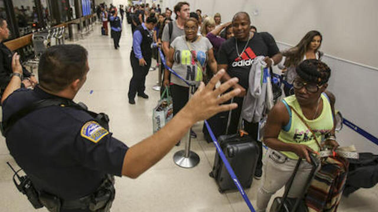 LAX shutdown amid active shooter reports