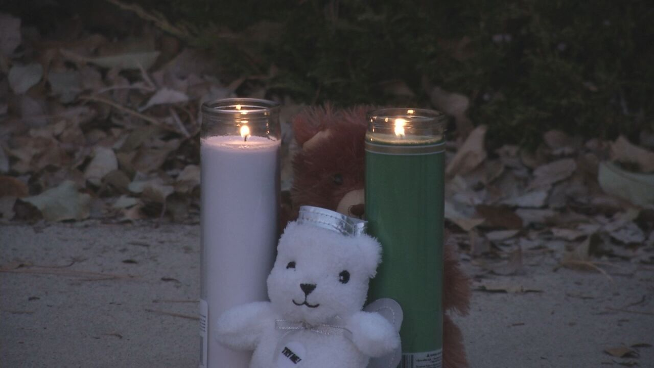 Neighbors and friends react to teen shooting death