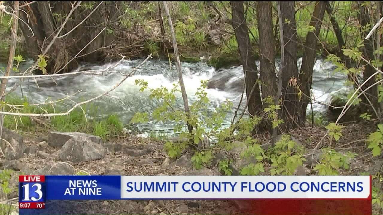 Summit County communities prepare for potentialflooding
