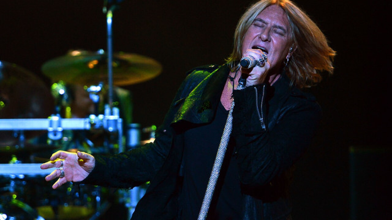 Def Leppard, Journey take tour to Petco Park
