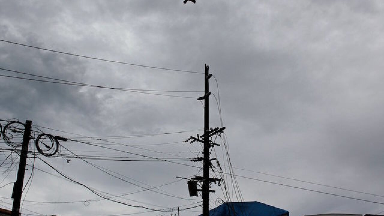 Puerto Rico hit with new power outage