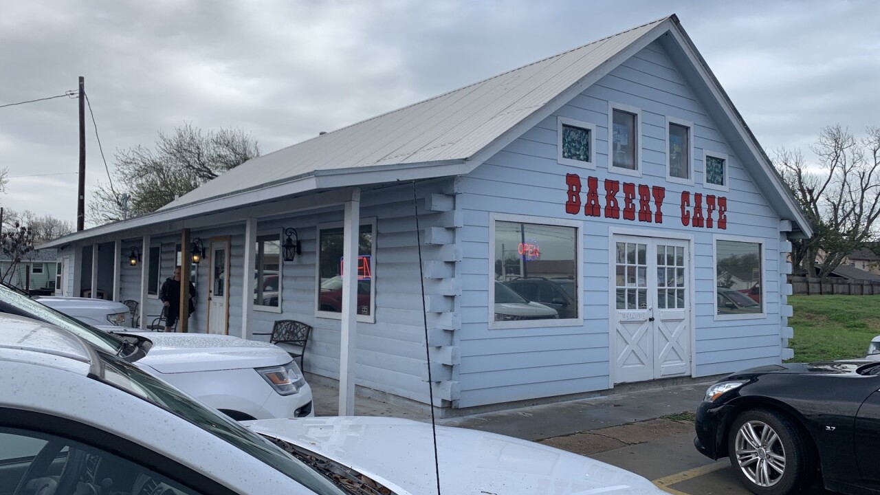 The Bakery Cafe in Rockport