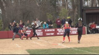 Florence tops Missoula Loyola in softball rivalry, 9-4