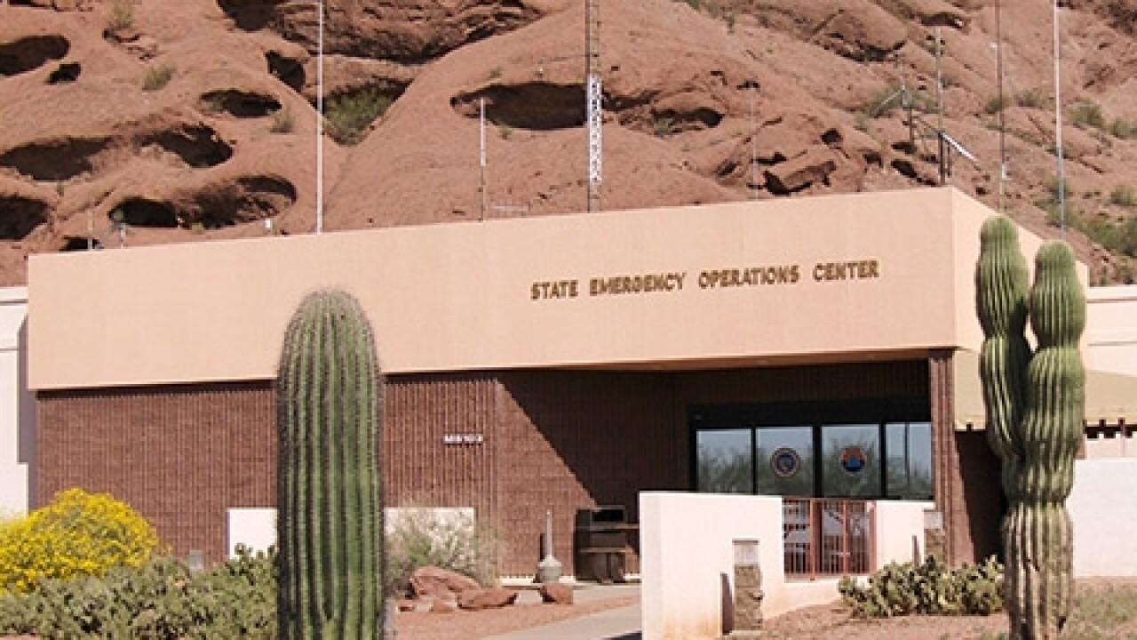 Arizona National Guard State Emergency Operations Center