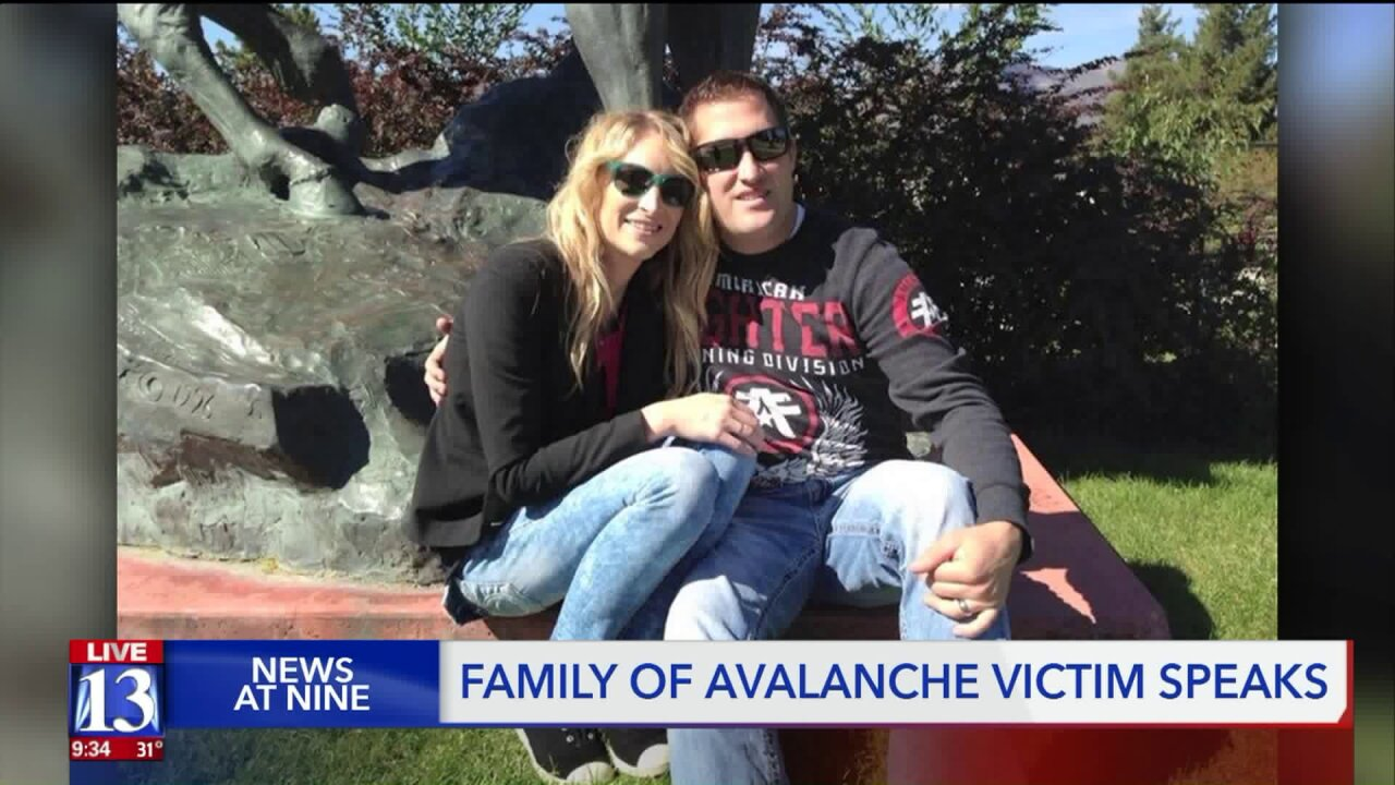 Family shares story after Layton man killed in avalanche inIdaho