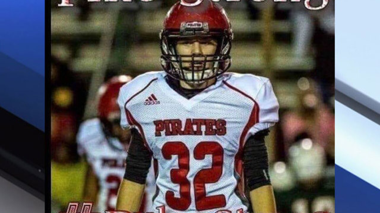 High school football player dies after suffering injury during game