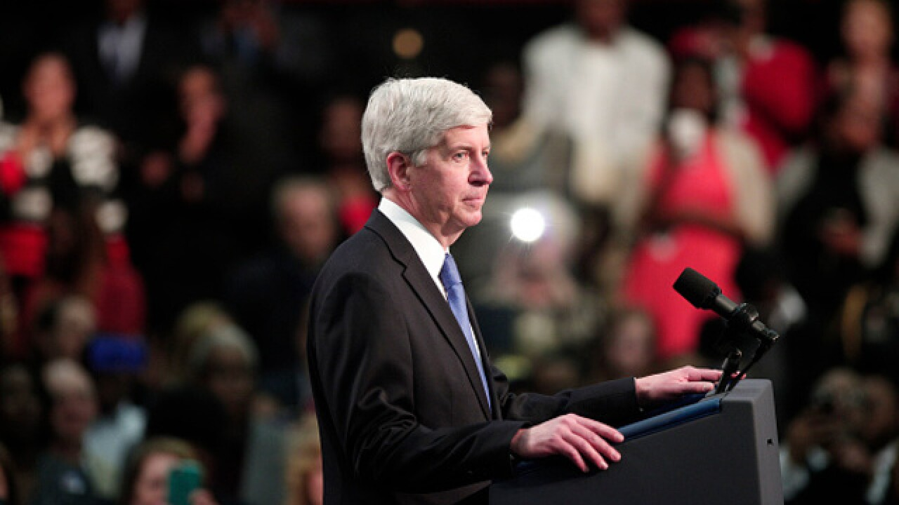 Gov. Snyder declares second disaster for Houghton County