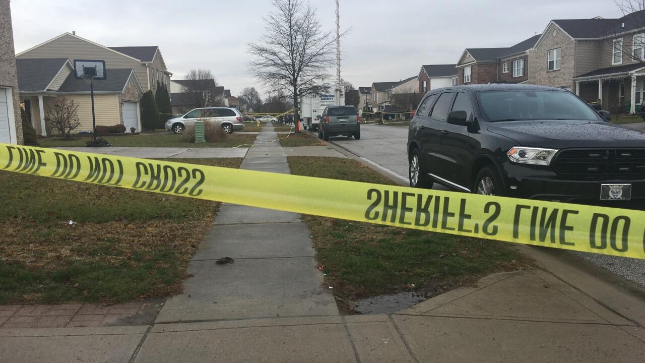 Whiteland Police Action shooting