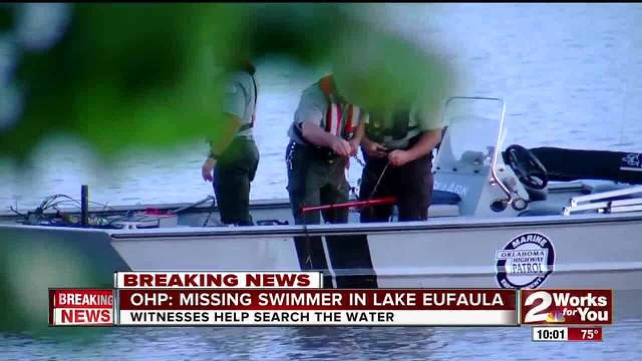 Body of 24-year-old California man found in Lake Eufaula