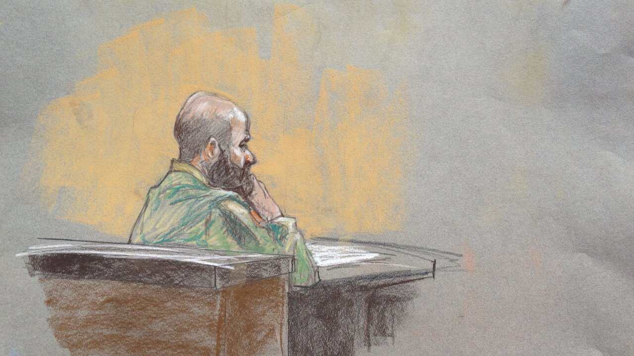 Fort Hood shooter found guilty on 13 counts of murder, 32 attempted