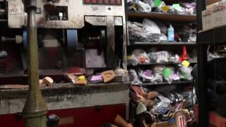 Michigan Bill causes clogging in shoe repair shops