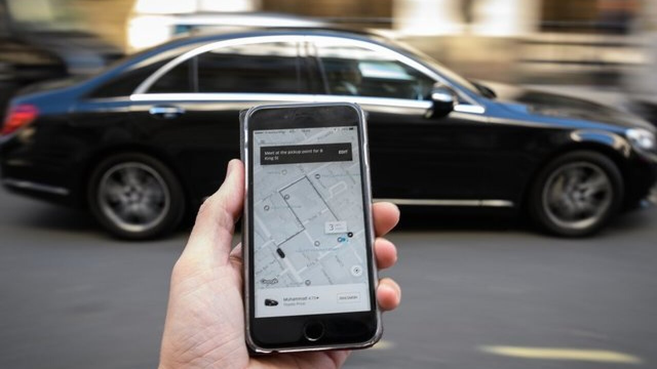 Uber launches new subscription service in U.S.