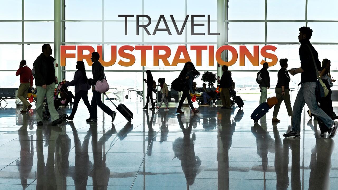 Travel Frustrations