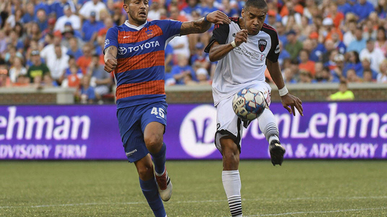 At midseason, FC Cincinnati is riding high