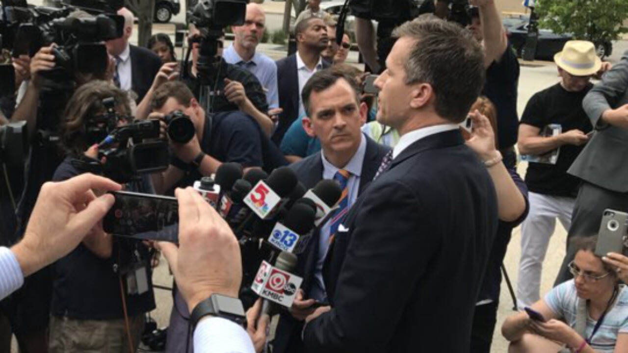 Greitens alleges misconduct, wants investigation