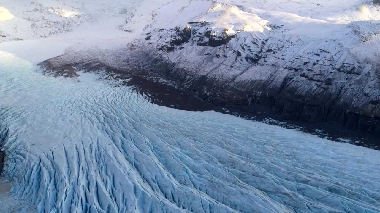 There is no ice forming in parts of Arctic for first time in recorded history